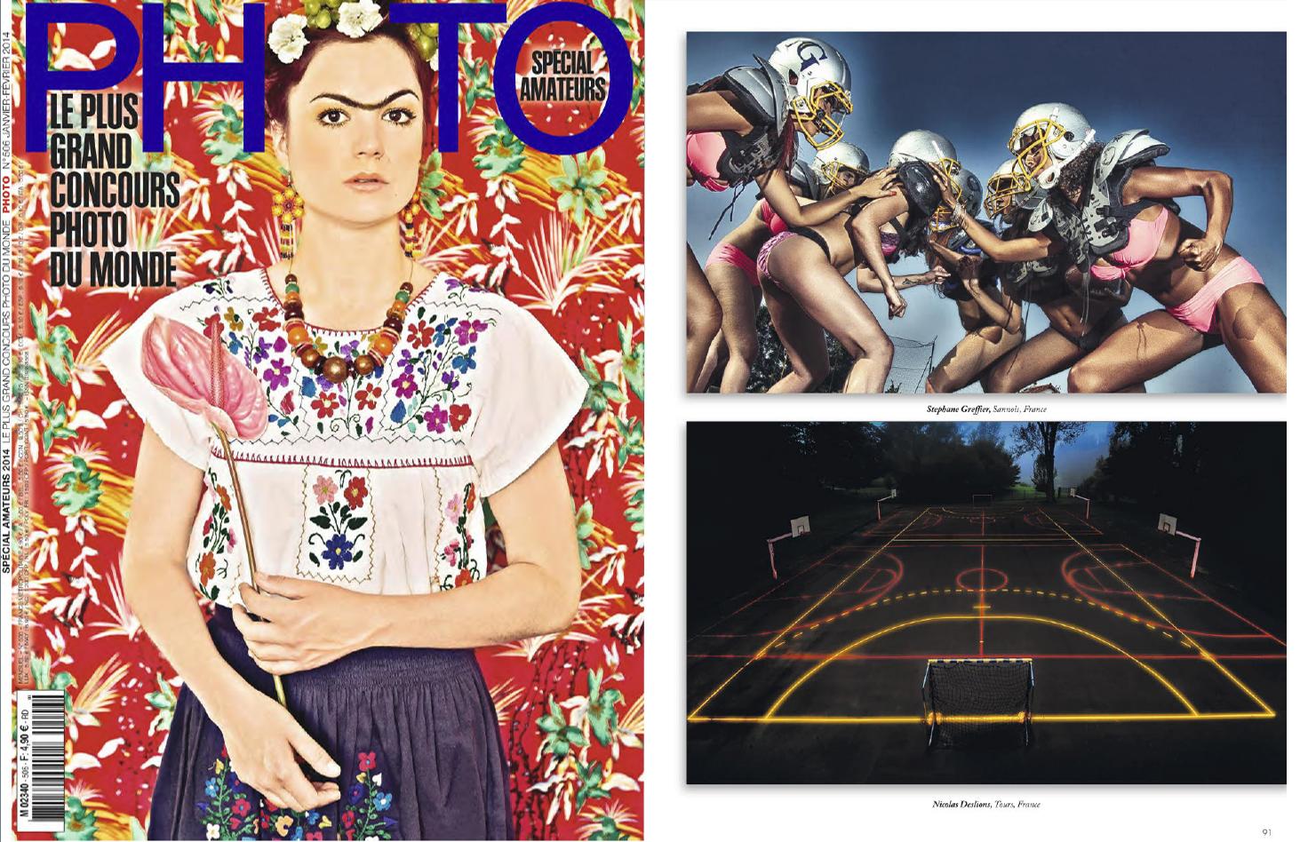 Magazine no 506 Janvier - F�vrier 2014 P